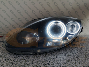 Image 5 - עבור מושב ליאון Mk2 1P 2005 2006 2007 2008 2009 2010 2011 2012 מעולה Ultra בהיר CCFL מלאך עיניים ערכת halo טבעות