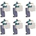 6 шт. крышка для стиральной машины переключатель 8318084 для джакузи Kenmore Roper WP8318084 ER8318084