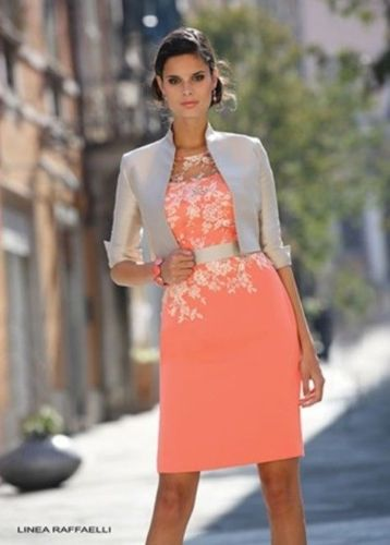 With Jacket Mother Of The Bride Dresses Sheath Appliques Knee Length Plus Size Short Groom Mother Dresses For Wedding