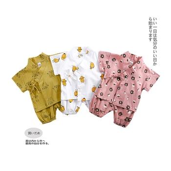 2020 Children's Clothing Sets Summer fashion cartoon Baby boys pajama suits Kids Clothing Set sleepwear t-shirts+trousers MCC004 1