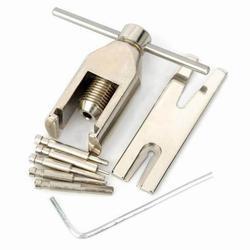 1 piezas uniwersalny metalowy silnik Walkera piñón ekstraktor W010 para RC Drone Rc helicóptero|Części i akcesoria|   -