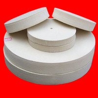 Manufacturers Direct Selling Parallel Wool Felt Polishing Wheel 300*30 Wool Wheel 40 Grams Wearable Support Order