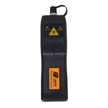 Ücretsiz kargo Yj-200P Mini Fiber Checker YJ200P görsel hata bulucu kablo test cihazı 1mw 10mw 30mw 50mw