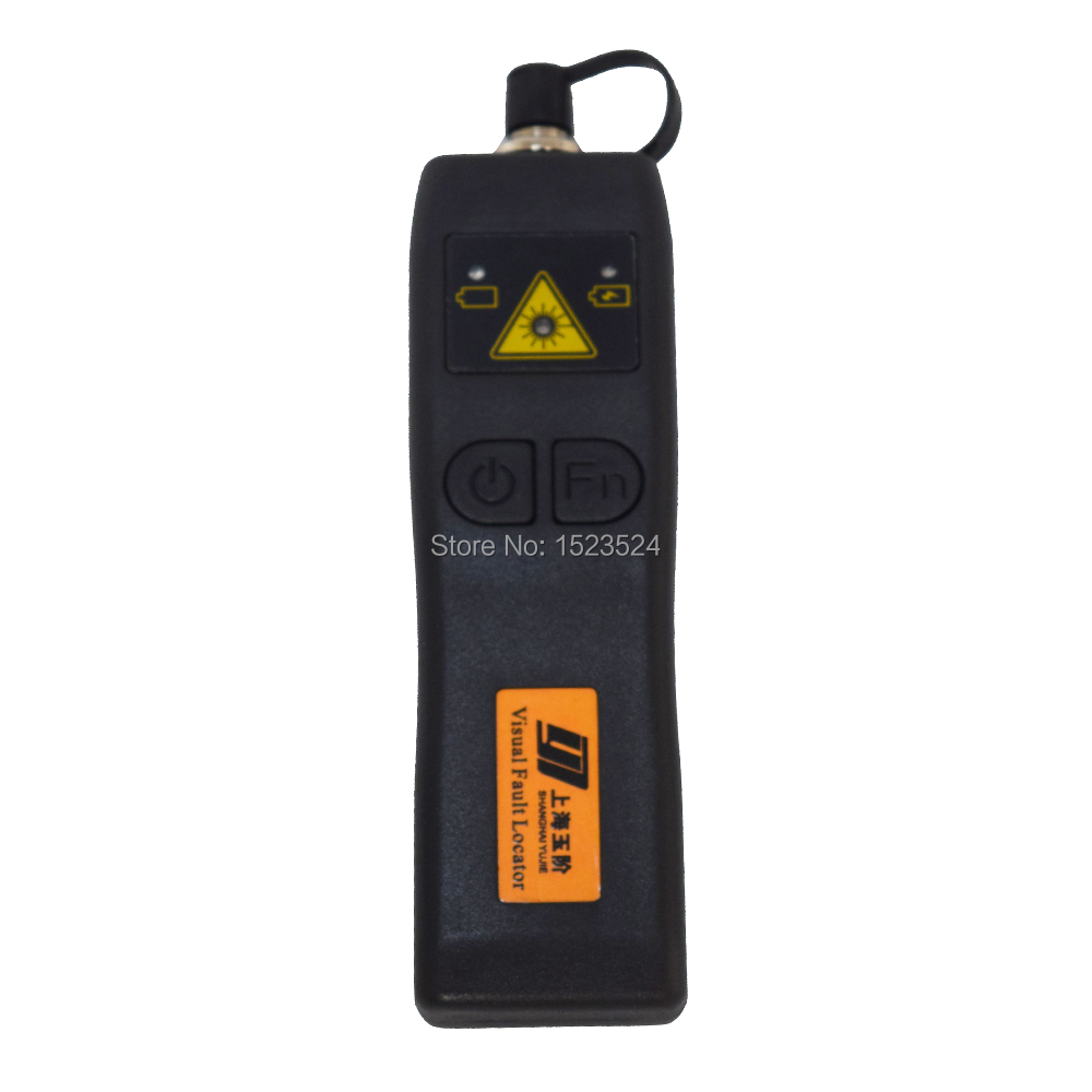 Free Shipping Yj-200P Mini Fiber Checker YJ200P Visual Fault Locator Cable Tester 1mw 10mw 30mw 50mw