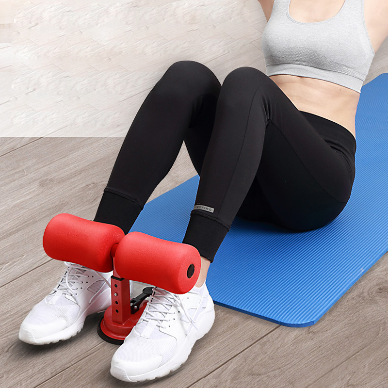 AB CRUNCHER PORTABLE Abs Women Trainer Abdominal Exercise Fitness Roller Workout