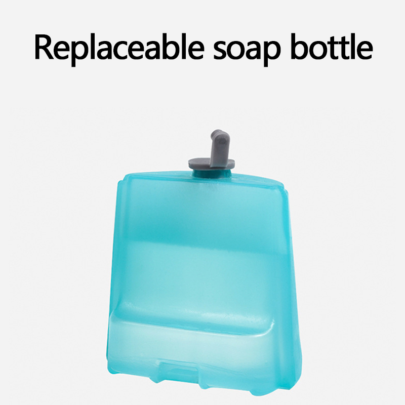 H2d951e9b15cf4993a6cabb6aaf3d47d3X 250ml Automatic Induction Soap Dispenser Free Pressing Infrared Sensing Intelligent Soap Dispenser for Kitchen/Bathroom