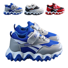 2020 Baby's Shoes Boys Sports shoes Fashion Brand Casual Kids Sneaker Outdoor Training Breathable Boy Shoes . 2020 spring autumn children shoes boys sports shoes fashion brand casual kids sneaker outdoor training breathable boy shoes 4829