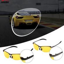 Polarized Sunglasses Goggles Eyewear Auto-Accessories Car-Driver Uv-Protection Night-Vision