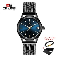TEVISE Woman Bracelet Watches Luxury Automatic Women Watch Mechanical  Watches For Ladies Waterproof Wrist Watch reloj mujer