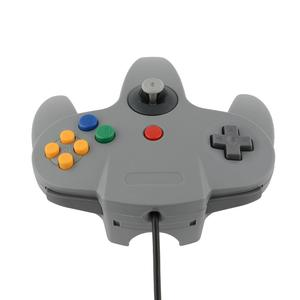 Image 4 - LBKAFA חוטית USB משחק בקר משחקי Joypad ג ויסטיק USB Gamepad עבור Nintendo משחק קוביית עבור N64 64 PC עבור Mac gamepad