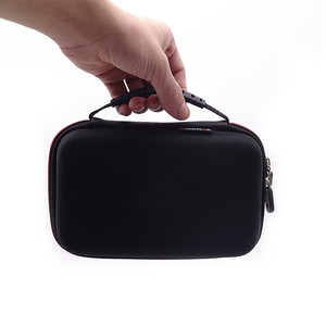 Image 5 - New 3DS XL / 2DS XL Carrying Case Bag Hard Travel Protective Shell Nintendo Console Game Zipper Travel Storage Bag Pouch Sleeve