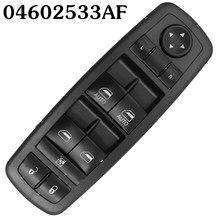 04602533AF 04602533AE Für Dodge Journey 2009-2010 Nitro 2007-2011 Jeep Liberty 2008-2012 Power Fenster Schalter control Schalter