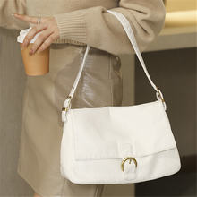 2020 трендовые белые женские сумочки на плечо французские винтажные