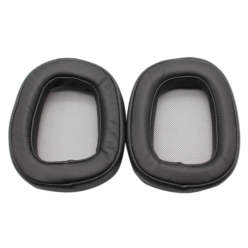 Replacement Ear Pads Cushion Earpad for L o g i t e c h G433 Game Ear Headphones image