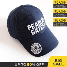 Golf Cap Sport  Baseball Cap Classic Mesh  Breathable 3D Embroidery  Light Hat