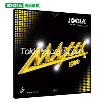 Joola MAXXX 500 Aruna forehand (Speed & Spin) MAXXX-500 Joola Table Tennis Rubber Original JOOLA Ping Pong Sponge