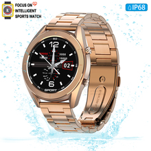 DT99 Smart Watch IP68 Waterproof Round HD Screen ECG Detecti