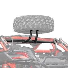 KEMIMOTO UTV חילוף צמיג Carrier מחזיק הר מתלה מסגרת עבור יכול AM Maverick X3 מקסימום X RC/RS/מר/DS טורבו R 2017 2021