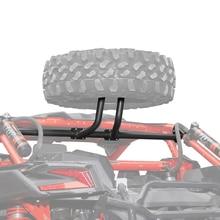 KEMIMOTO – porte pneu de rechange UTV monture pour support, cadre Rack pour CAN AM Maverick X3 Max X RC / RS / MR / DS Turbo R 2017 – 2021