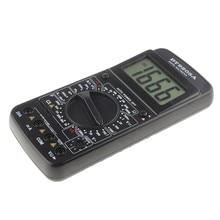 DT9205A multimetro digitale AC/DC voltmetro amperometro resistenza misuratore di capacità R9UC