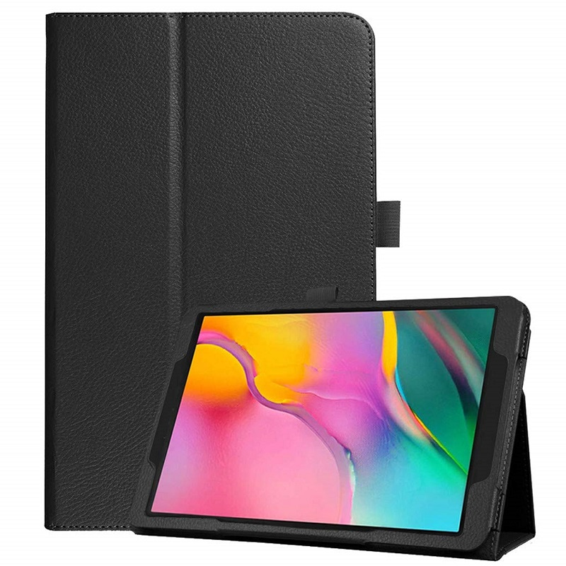 For Samsung Galaxy Tab A A6 10.1 2016 <font><b>T585</b></font> T580 T580N Case Smart Leather PU Stand Folio Ultra Thin Protective Skin Tablet Cover image