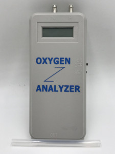 Image 4 - Digital LCD Display Portable Oxygen Analyzer Oxygen Concentrator Purity Oxygen Purity Analyzer Oxygen Density Analyzer