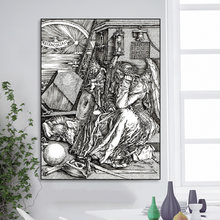 Альбрехт Дюрер картина Классическая Картина на холсте Живопись