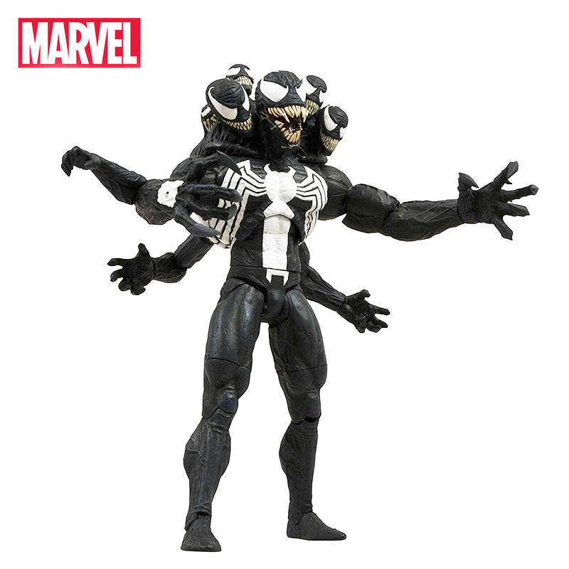 20cm Marvel Spider Man Venom Toys Model Action Figure PVC Collection Supplies OPP Bag Christmas Birthday Gift For Boys And Girl