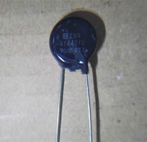 about 8.5mm 100pcs 14d471k varistor zov 470v genuine 14k471d foot distance
