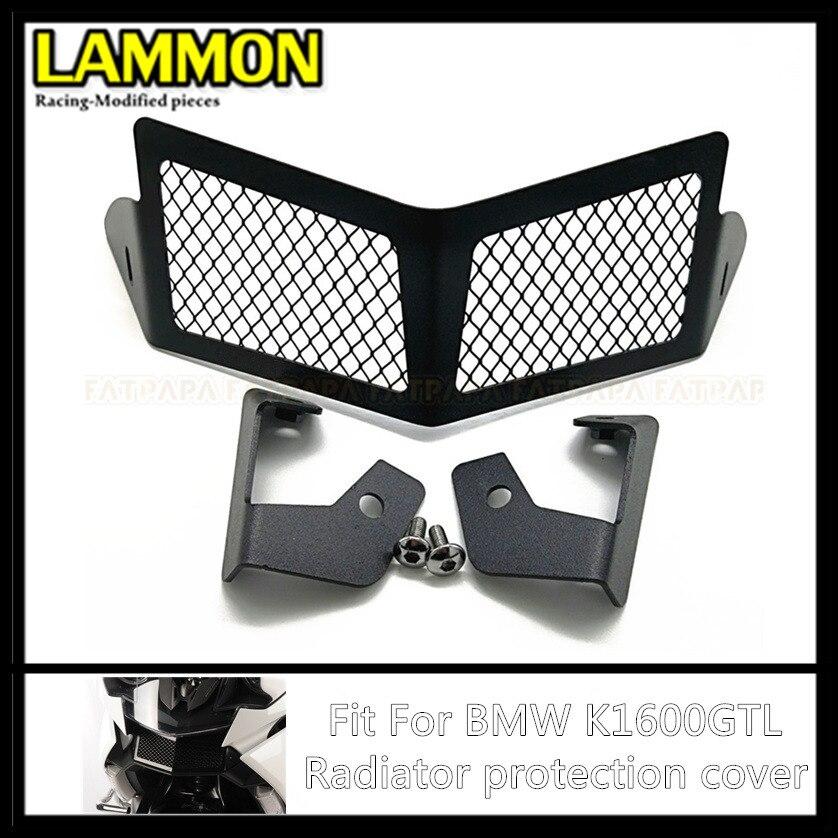 Аксессуары для мотоциклов, алюминиевый масляный радиатор, Защитная крышка для BMW K1600GT K1600GTL K1600 GT GTL