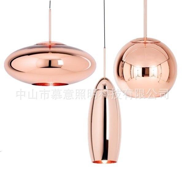 Modern Pendant Light Silver Gold Glass Ball Hanging Lamp Hanglamp Kitchen Light Fixture Dining Living Room Luminaire
