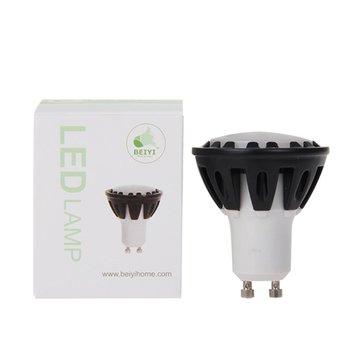 Super Bright AC100-265V GU10 6W High Power Low Confumption SMD LED Bulbs Spot Light Bulb Warm/Day White