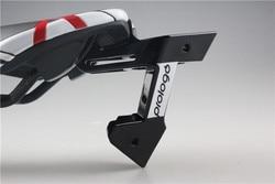 Włochy Prologo żelazko trzy TT poduszka siedziska po uchwyt na czajnik rower szosowy dzban rozwiń uchwyt przedłużający Rack na