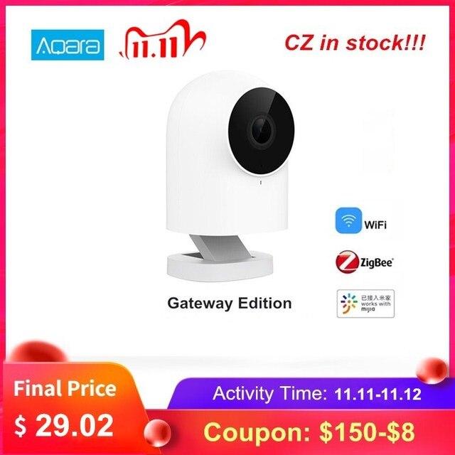Aqara Smart Camera G2 Gateway Editie 1080P Intelligente Ip Camera Zigbee Linkage App Controle Draadloze Cloud Home Security Apparaat