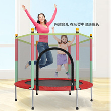 LazyChild High Quality Kids Trampoline Jumping Bed Indoor Outdoor Folding Bounce Bed Max Load 400kg Safety Toy