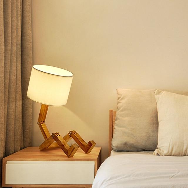 Robot Desk Lamp 5