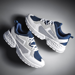 Image 2 - יוקרה גברים נעליים יומיומיות Tenis לנשימה Krasovki תחרה עד אופנה מגמת ספורט אור סניקרס זכר Chaussure Zapatillas Homme 46
