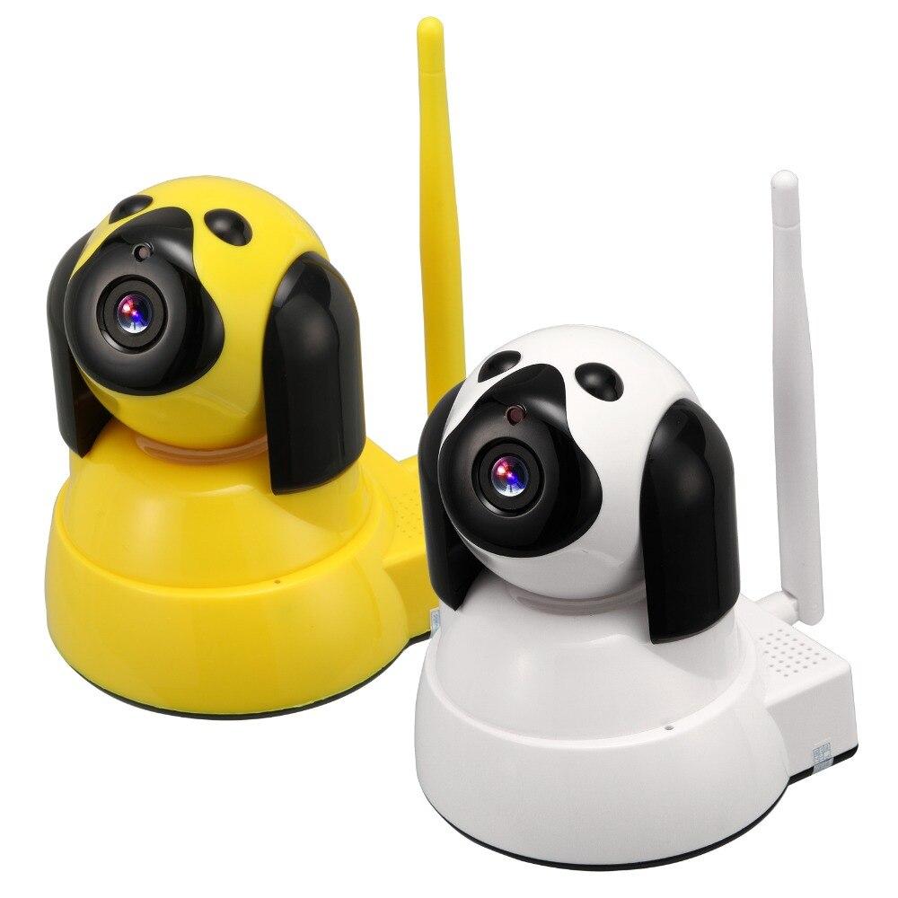 Caméra de Surveillance vidéo de sécurité 720P Cctv Wifi caméra Ip mégapixels Hd sans fil numérique Ir infrarouge