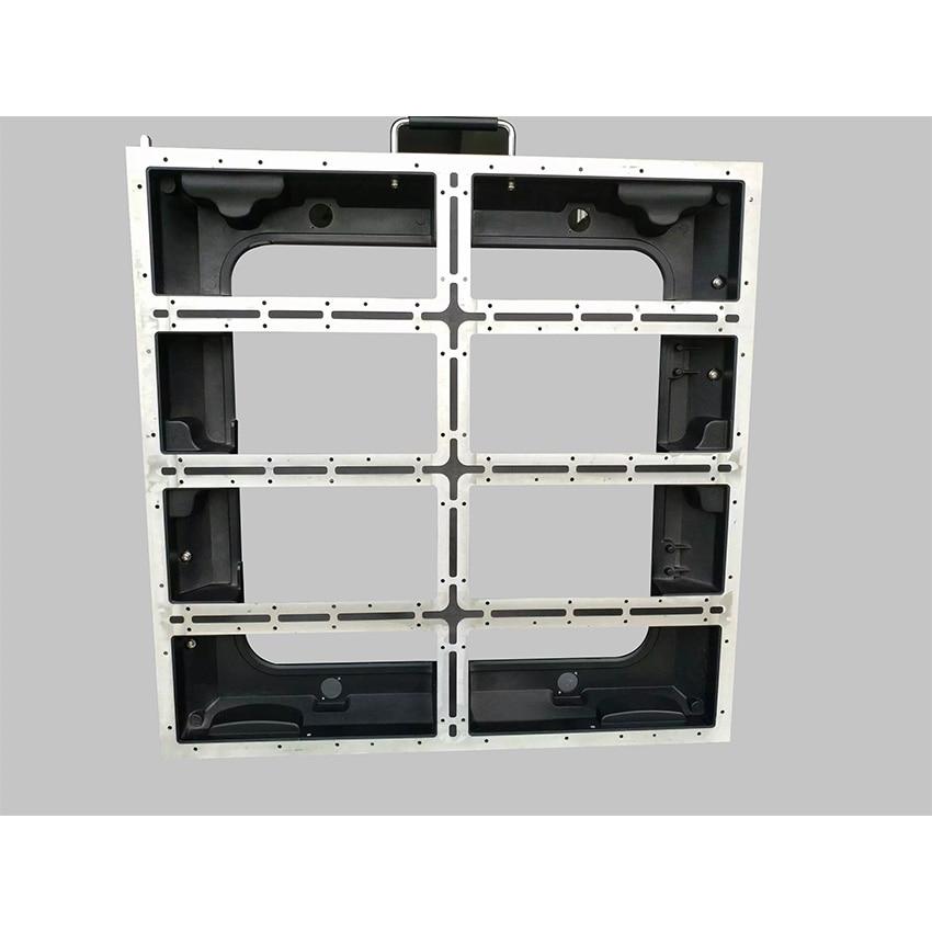640x640mm Die Casting Aluminum Empty Cabinet  P5/P10 Indoor Outdoor Led Display Screen P5 Empty Cabinet Panel Rental