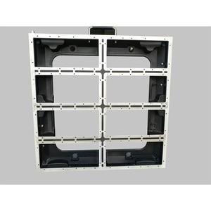 Image 1 - 640x640mm die casting aluminum empty cabinet  P5/P10 indoor outdoor led display screen p5 empty cabinet panel rental