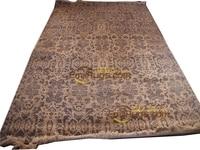 rugs china Vintage Hand Made Savonnerie Pattern Wool Rug Carpet Handmade Turkish Carpet Natural Sheep Woolcarpet 3d carpet