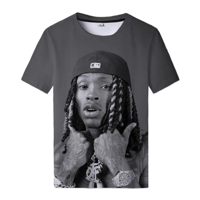 2020 King Von T-Shirts High Quality Men Women T Shirt Fashion Clothes Hip HopTees