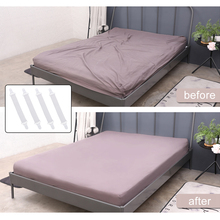 Blankets Fasteners Mattress-Cover Holder Bed-Sheet Elastic-Straps Grippers-Clip Slip-Resistant