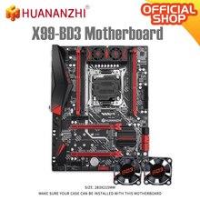 Server Mainboard DDR3 BD3 Huananzhi X99 NGFF 0 ATX Intel RECC128GB PCI-E V1.1x99 All-Series