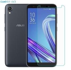 На Алиэкспресс купить чехол для смартфона 2.5d 9h tempered glass for asus zenfone lite l1 (g553kl) 5.5дюйм. screen protector protective glass film case cover