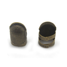 Retro Finger Protector Thimble Ring Handworking Needle Craft Household DIY Sewing Tools Accessories(China)