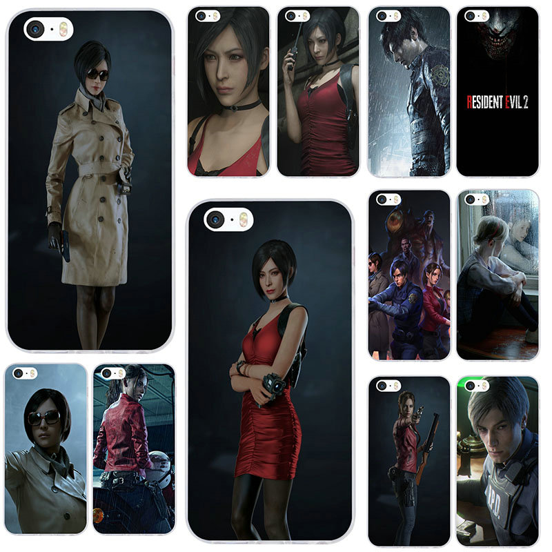 coque iphone 12 resident evil 2 remake