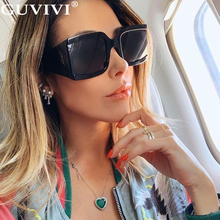 Mirror Square Sunglasses Women 2020 Rectangle Vintage Sunglasses