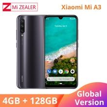 "Global Version Xiaomi Mi A3 MiA3 4GB 128GB Smartphone 4030mAh 6.088"" CPU Snapdragon 665 Octa Core"