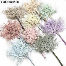 Yooromer 10 Nhân Tạo Vật Có Thông Nhánh Cây Thông Trang Trí Đám Cưới Tự Làm Handmade Trẻ Em Tặng Hoa